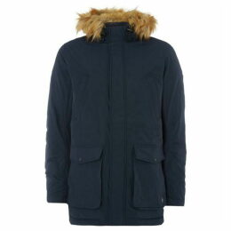 Penguin Detachable Hood Parka