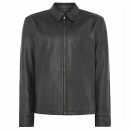 Ralph Lauren Maxwell Leather Jacket