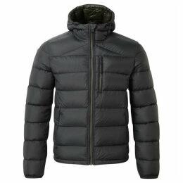 Tog 24 Peak Mens Hooded Down Jacket