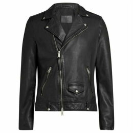 All Saints Milo Leather Biker Jacket