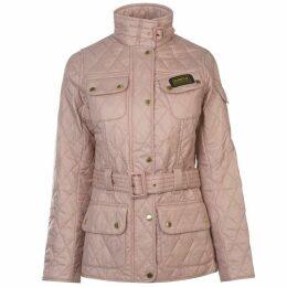 Barbour International Barbour Belted Jacket Ladies