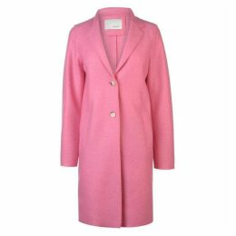 Oui Wool Mix Coat Womens
