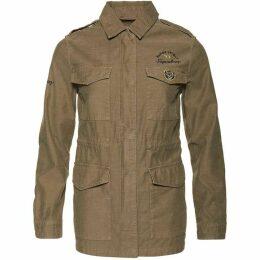 Superdry Slub 4 Pocket Rookie Jacket