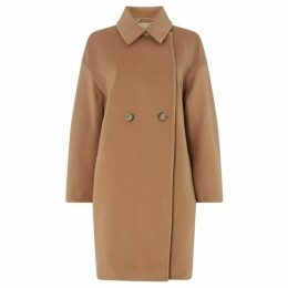 Max Mara Studio Collared short coat