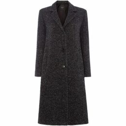 Max Mara Weekend Single breasted long coat