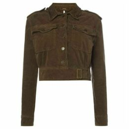 Free People Everlyn Pocket Front Jacket