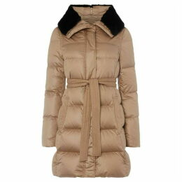 Boss Pafur shearling coat