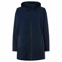 Gant Double Decker Hooded Coat