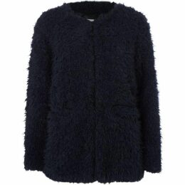 JDY Fluffy Long Elsa Coat