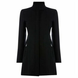 Salsa Lisboa Long Stand Collar Coat