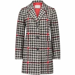 Betty Barclay Houndstooth Coat