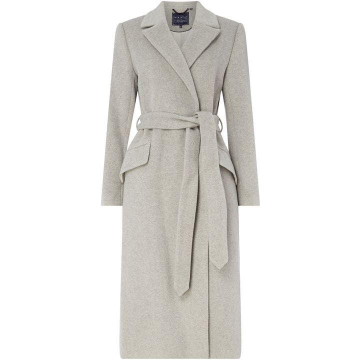 Jack Wills Blythe Long Robe Coat