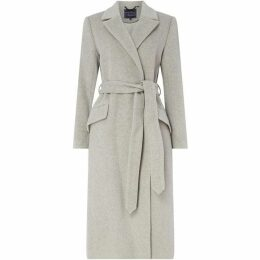 Jack Wills Blythe Long Robe Coat