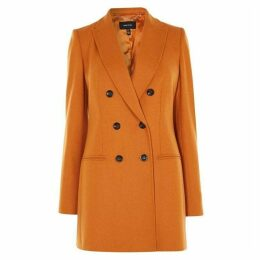 Karen Millen Longline Tailored Coat