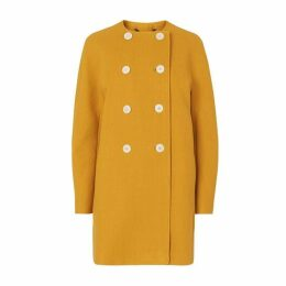 LK Bennett Tammie Double Breasted Coat