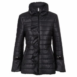 James Lakeland Frill Puffa Coat