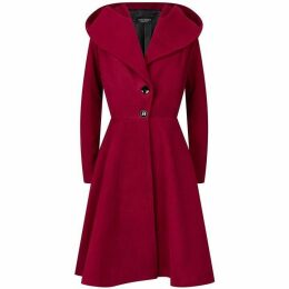 James Lakeland Hooded Tailored Coat