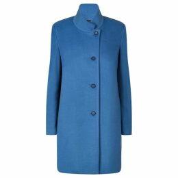 James Lakeland High Collar Coat