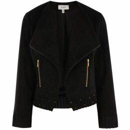 Coast Carmen Stud Suedette Jacket