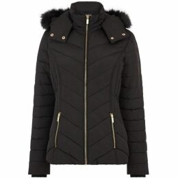 Oasis Camber Short Padded Hooded Jacket