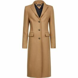 Tommy Hilfiger Belle Long Wool Coat