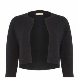 Phase Eight Francisca Fluted Sleeve Knit Jacket