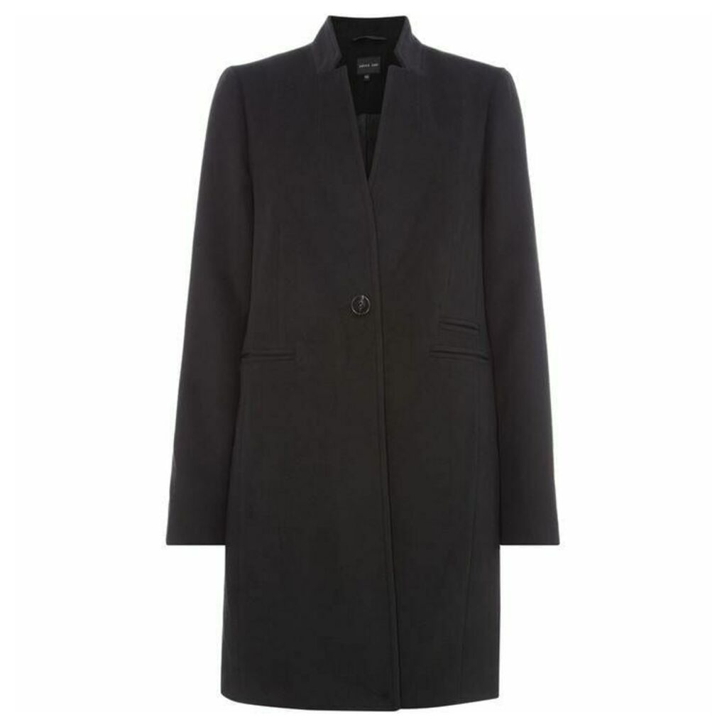 Label Lab ANILA NOTCH FRONT COAT