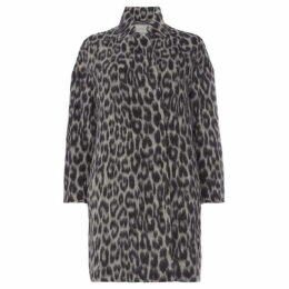 Marella Miram long sleeve coat