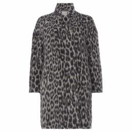 Marella Miram long sleeve coat