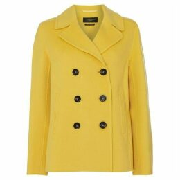Max Mara Weekend Pino double breasted coat