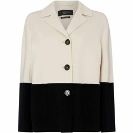 Max Mara Weekend Adrenne single breast jacket