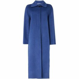 Boss Conami collar detail coat