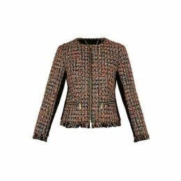 Ted Baker Boucle Zip Jacket