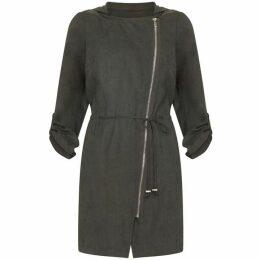 Yumi Lightweight Utility Military Style Jacket
