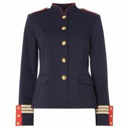 Lauren by Ralph Lauren Quanika military jacket