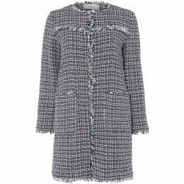 Marella Fieno tweed jacket