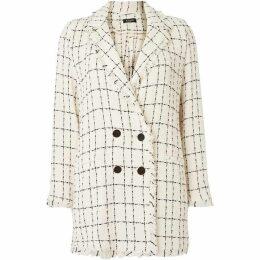 Emme Jana double breast collar jacket