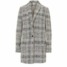 Betty Barclay Tweed cocoon coat