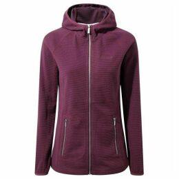 Craghoppers Hazelton Hooded Fleece Jacket