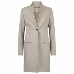 All Saints Leni Coat