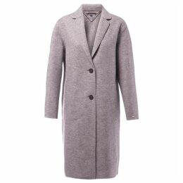 Tommy Hilfiger Beth Boiled Wool Coat