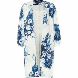 Phase Eight Chinoiserie Print Coat
