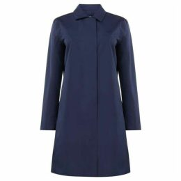 Gant Hooded All Weather Longline Coat