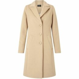 James Lakeland Longline Single Breasted Coat
