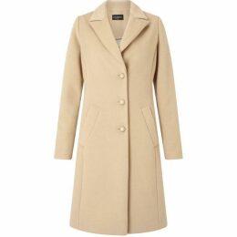 James Lakeland Longline Single Breasted Coat