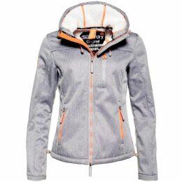 Superdry Hooded Sherpa Windtrekker Jacket