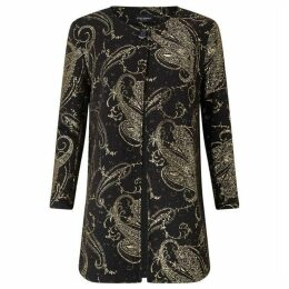 James Lakeland Gold Print Jacket