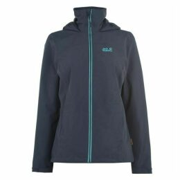 Jack Wolfskin JW Zip Up Coat Ld92