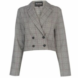 Firetrap Blackseal Checked Blazer