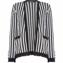 Lauren by Ralph Lauren Neylan striped blazer